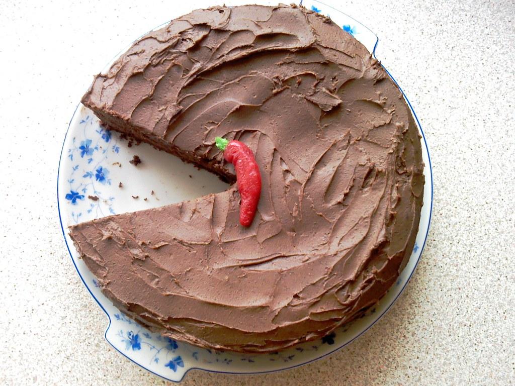 Chilli Cake