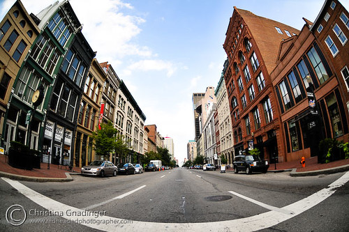 Main Street, downtown Louisville, Kentucky | redheadedphotog ...