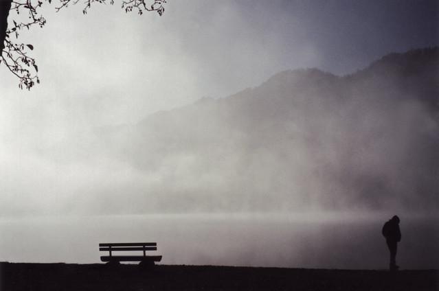 é Que Eu To Com Saudade: Einsam Im Morgennebel, Loneliness