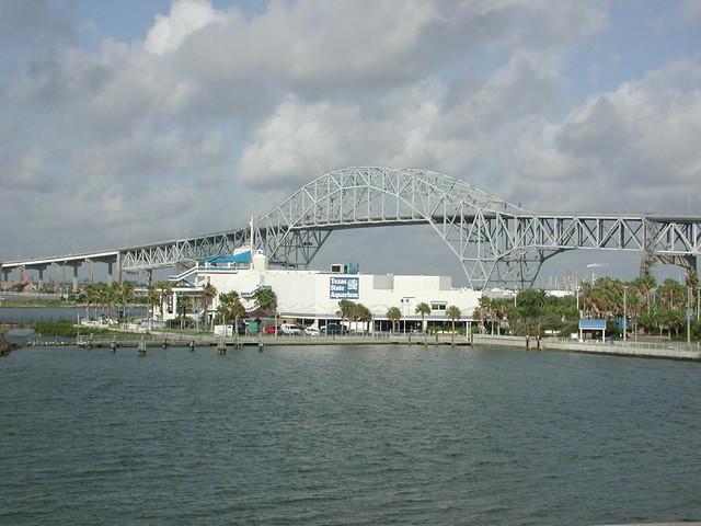 Corpus Christi Padre Island Hurricane Harvey