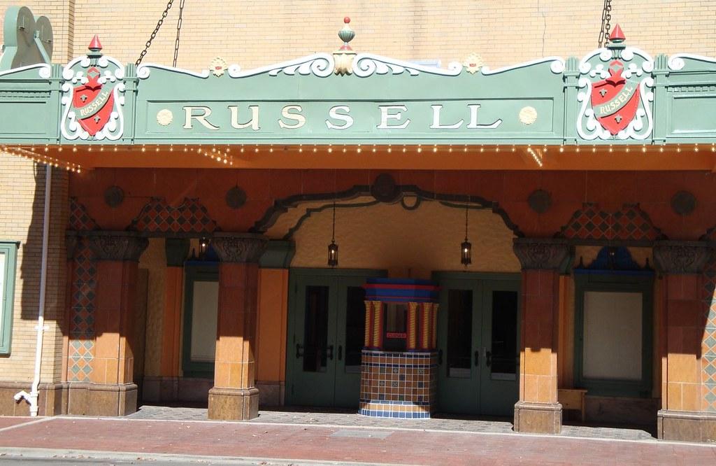 Maysville Kentucky The Russell Theatre In Maysville