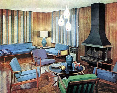 50s living room on pinterest living rooms 1950s and