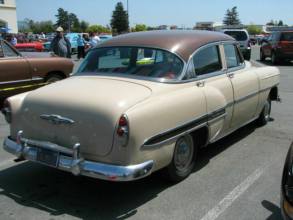 1953 chevrolet bel air 4 door sedan 39 1alm552 39 2 jack for 1953 belair 4 door