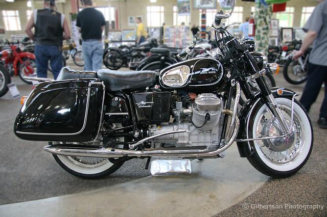 061408 Amca Show St Paul Mn 36 1972 Moto Guzzi A