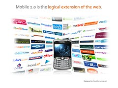 Mobile Web 2.0-Apps | by MichaelMarlatt