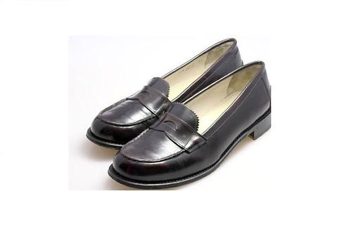 klassischer damen penny loafer collegeschuhe flickr. Black Bedroom Furniture Sets. Home Design Ideas