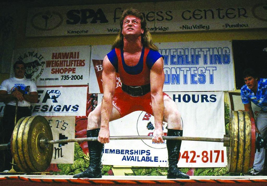 John Inzer - 780 lbs. at 165 lbs. | Flickr - Photo Sharing!