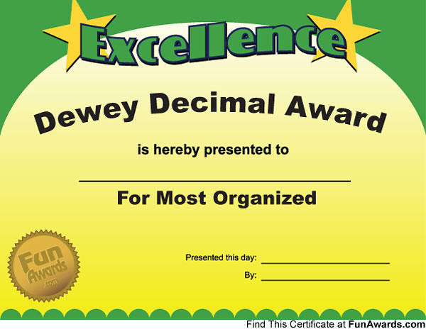 Funny Teacher Awards | These funny teacher certificates ...