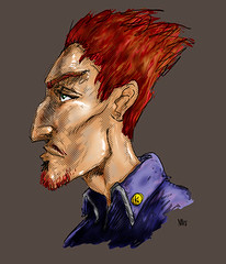 Vincent_Digital_Coloring_by_JuanNavarro.jpg | by JuanNavarro
