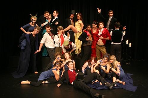 The Cast (take II) of DRAMAC's A Midsummer Night's Dream ...