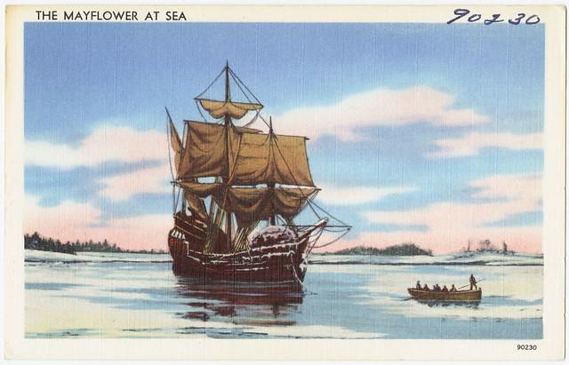Image Result For Mayflower And Pilgrims