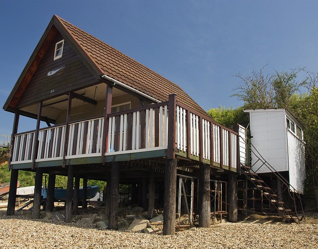 Wrabness Beach Houses