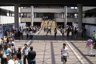 Facoltà di Architettura di Bari - mostra 2008