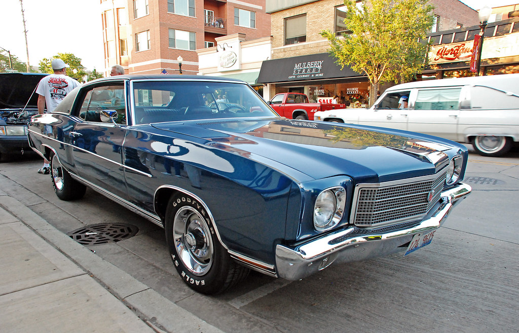 1970 Chevy Monte Carlo Chad Horwedel Flickr