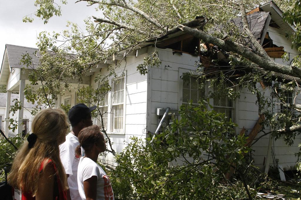 Hurricane Gustav Baton Rouge Louisiana 09 04 2008 Flickr