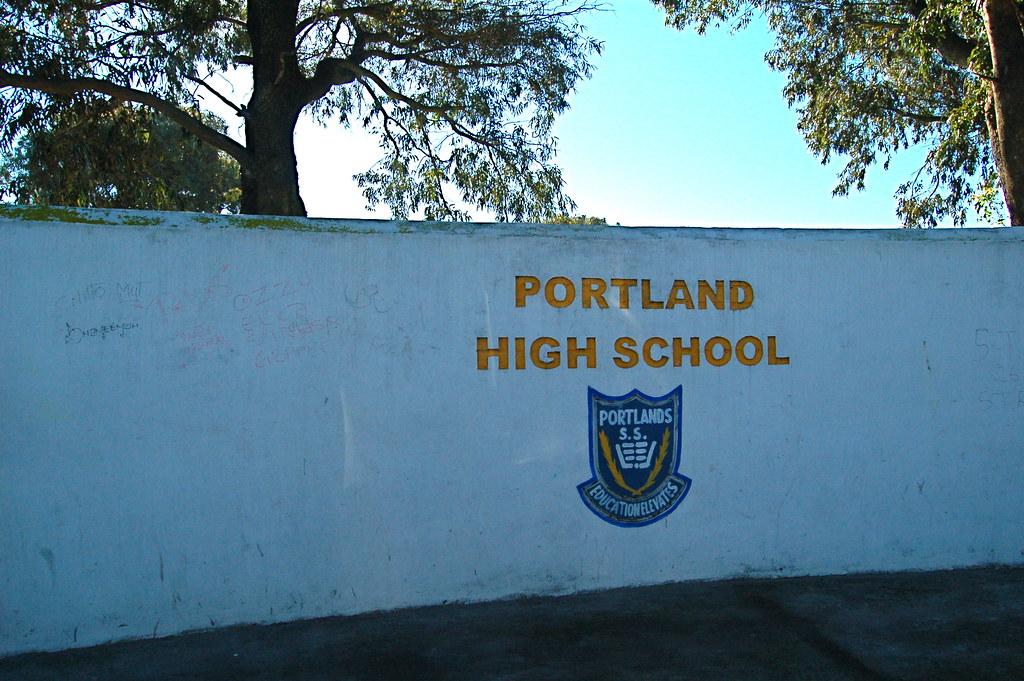 portland high  mitchell u0026 39 s plain  near cape town