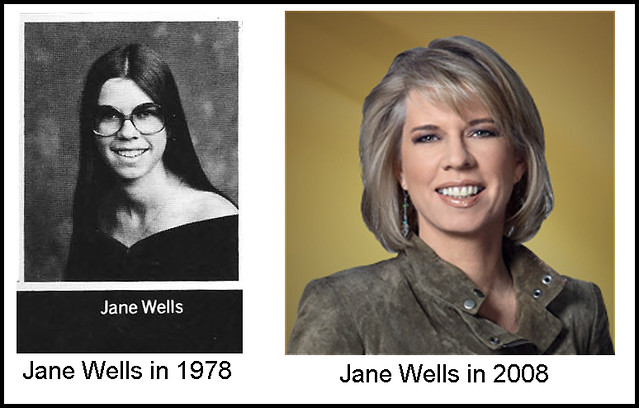 Jane Wells, CNBC Reporter, Then and Now   CNBC reporter ...