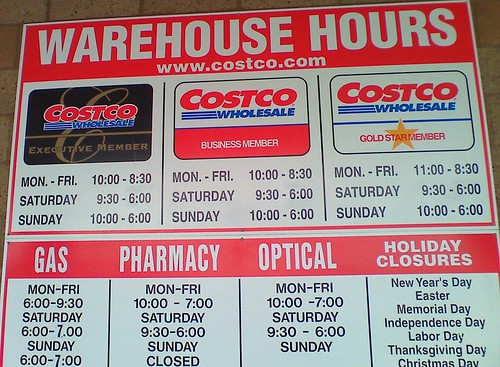 Costco (El Camino) Gives Back their Executive and Business Early Hour | by AgentAkit