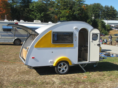 Brilliant Traveling In Teardrop Trailers And Minicamperscomfy And Fun