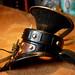 """Patent """"eye trumpet"""" steampunk monocle"""