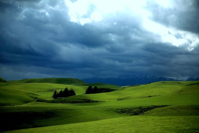New Zealand Landscape North Island Landscape Flickr