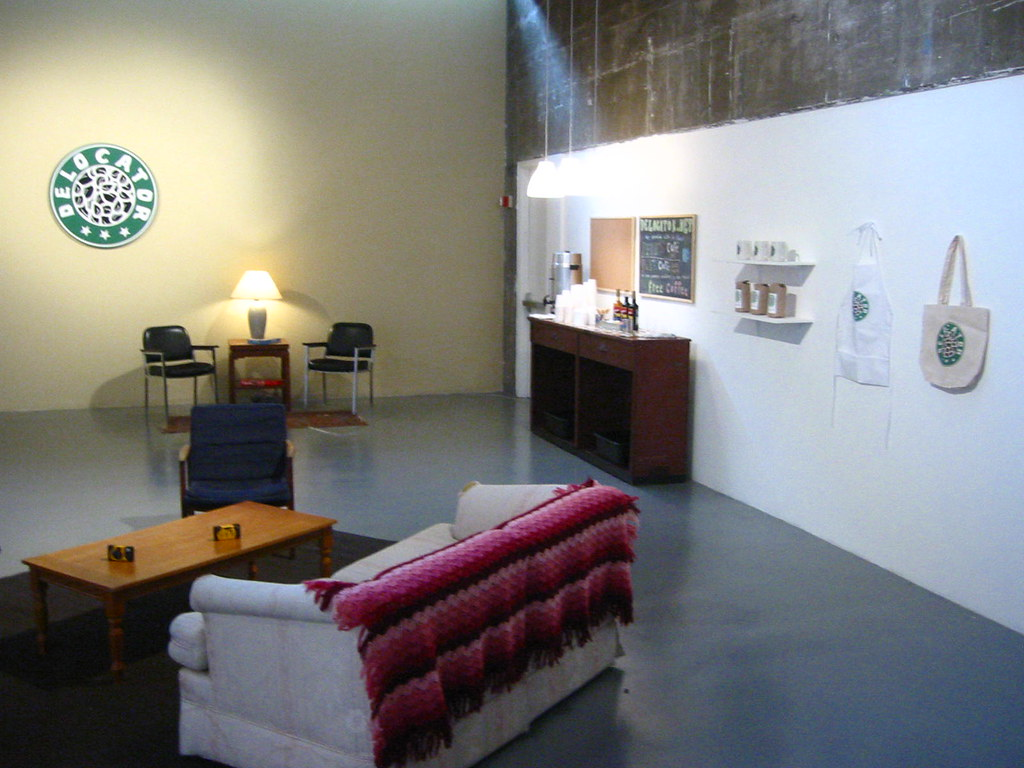 2005 sfai walter and mcbean galleries anti advertising agency and finishing school 2005 anti advertising agency office