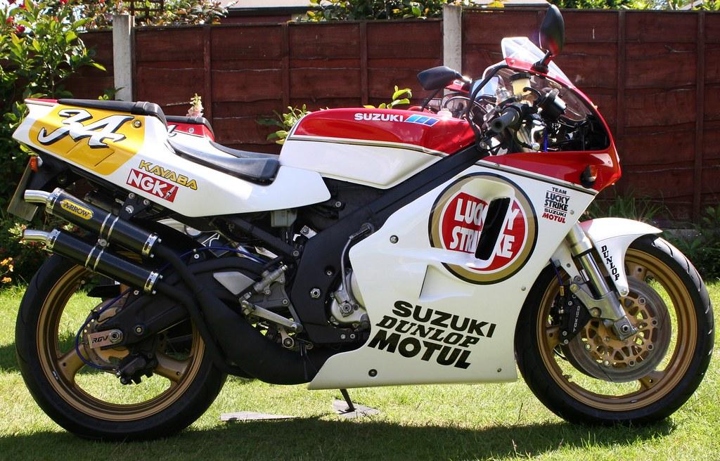 Suzuki Rg Forum