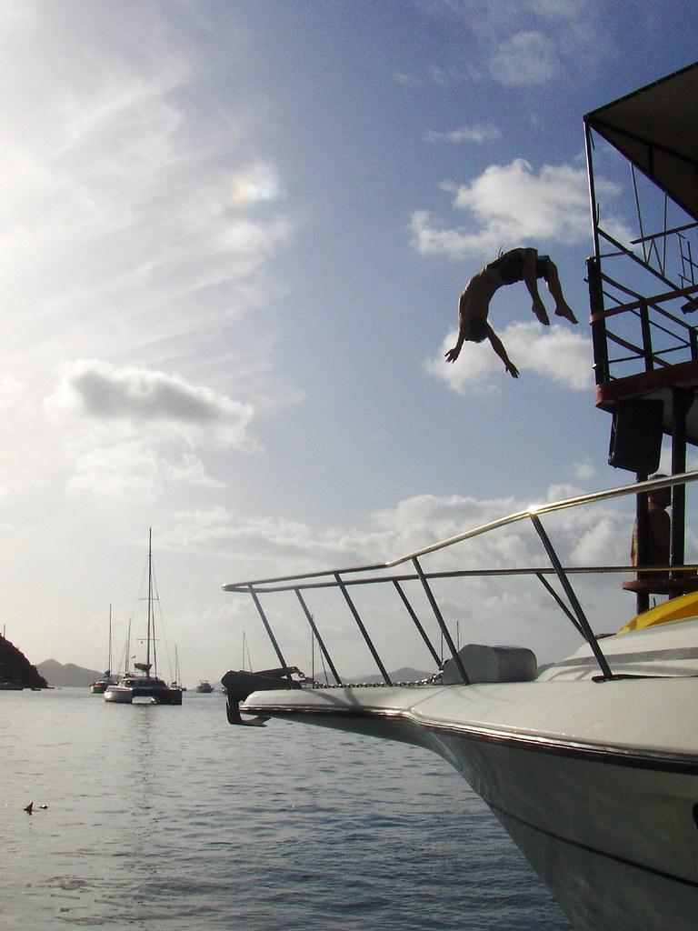 bvi naked sailing