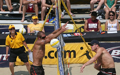 AVP Volleyball Belmar 2008 | by Mike Black photography