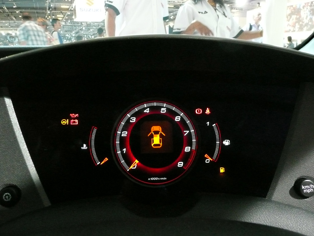 Civic Type R >> Honda Civic Type R Dash | Honda Civic Type R Dash as seen on… | Flickr