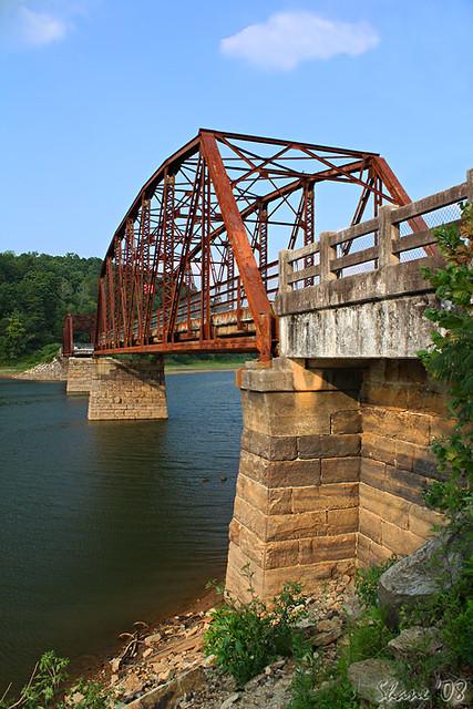 "South Carolina >> Broken Bridges | A photo of the ""Broken Bridges"" at the Geor… | Flickr"