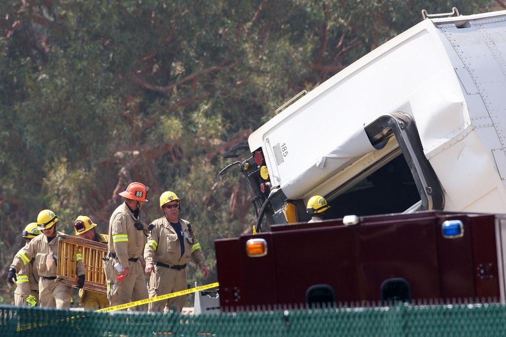 Trains Collide in Chatsworth, California  |Chatsworth Train Wreck California