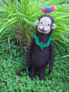 Monkey | by feltmates!