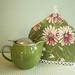 Lazy Daisy Teapot & Cozy Set