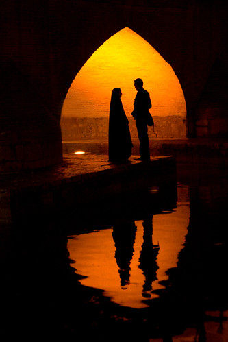 Love Stories Under the Bridge | by Roozbeh Feiz