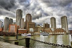 Downtown Boston from the Courthouse *E#116
