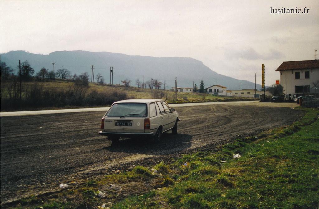 Renault 18, Le break des voyages