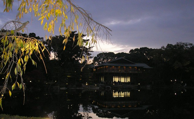 Tokugawaen, 23rd November 2008