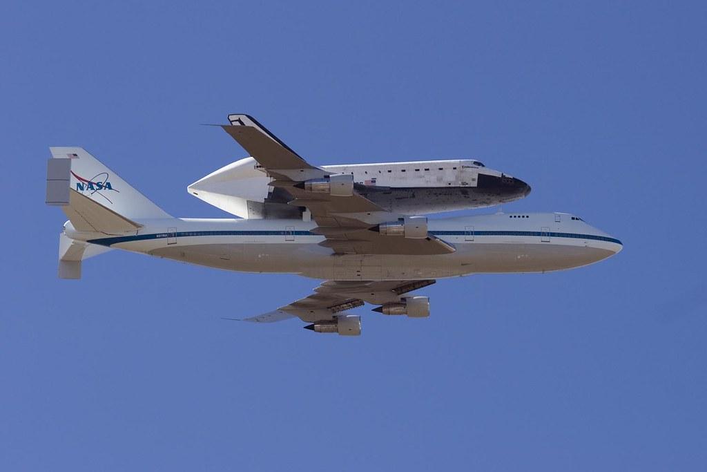 Space shuttle's New York flyover is again postponed | NJ.com |Space Shuttle Flyover