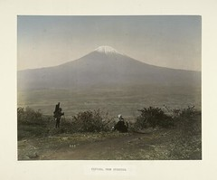 Fujiyama, from Otometoge | by New York Public Library