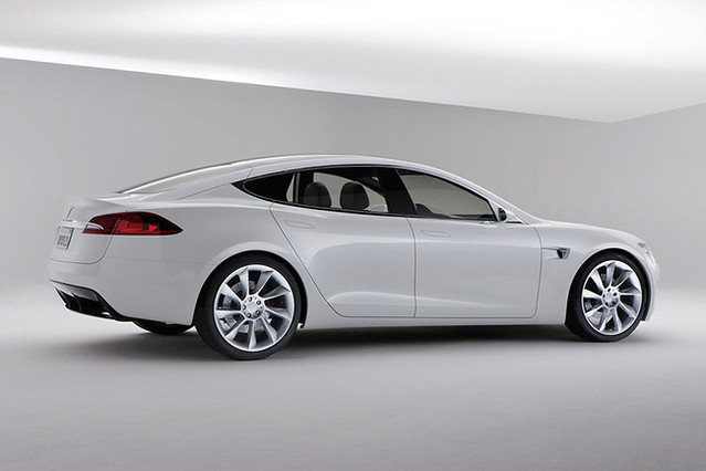 Holy F Want Tesla Model S Four Door Sedan Super Asto
