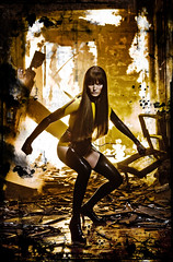 Silk Spectre | by Official Watchmen Photos