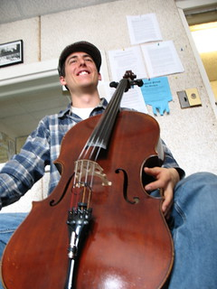 cellist Seth Yentes 2 | by Ctd 2005