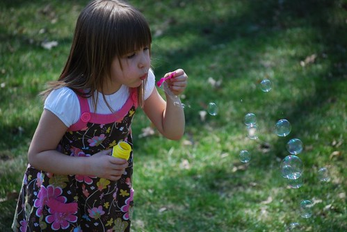 a good little bubble blower | by I Should Be Folding Laundry