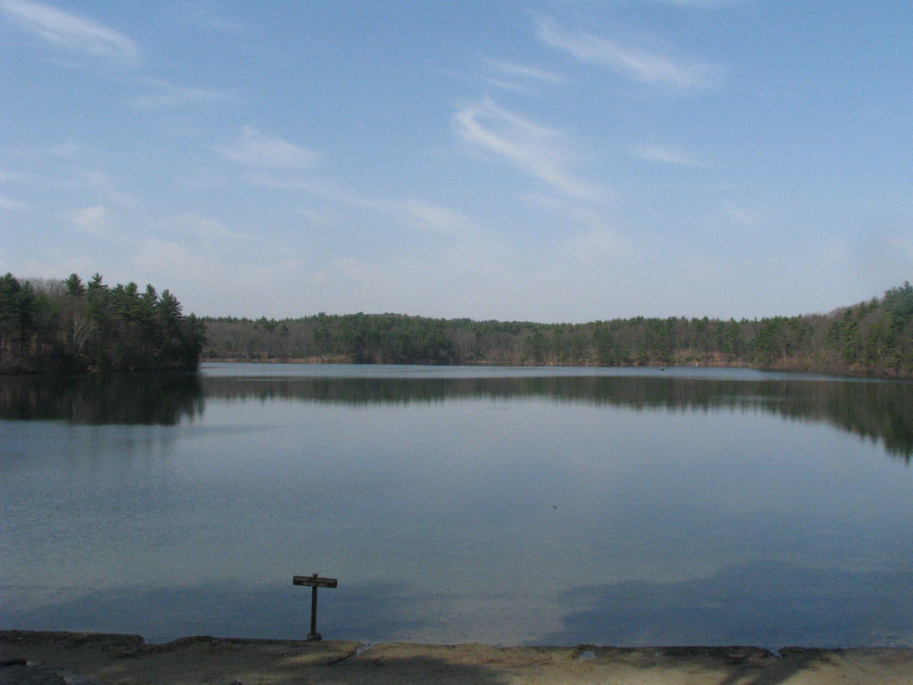 Walden pond concord ma walden pond near concord ma view for Pond companies near me