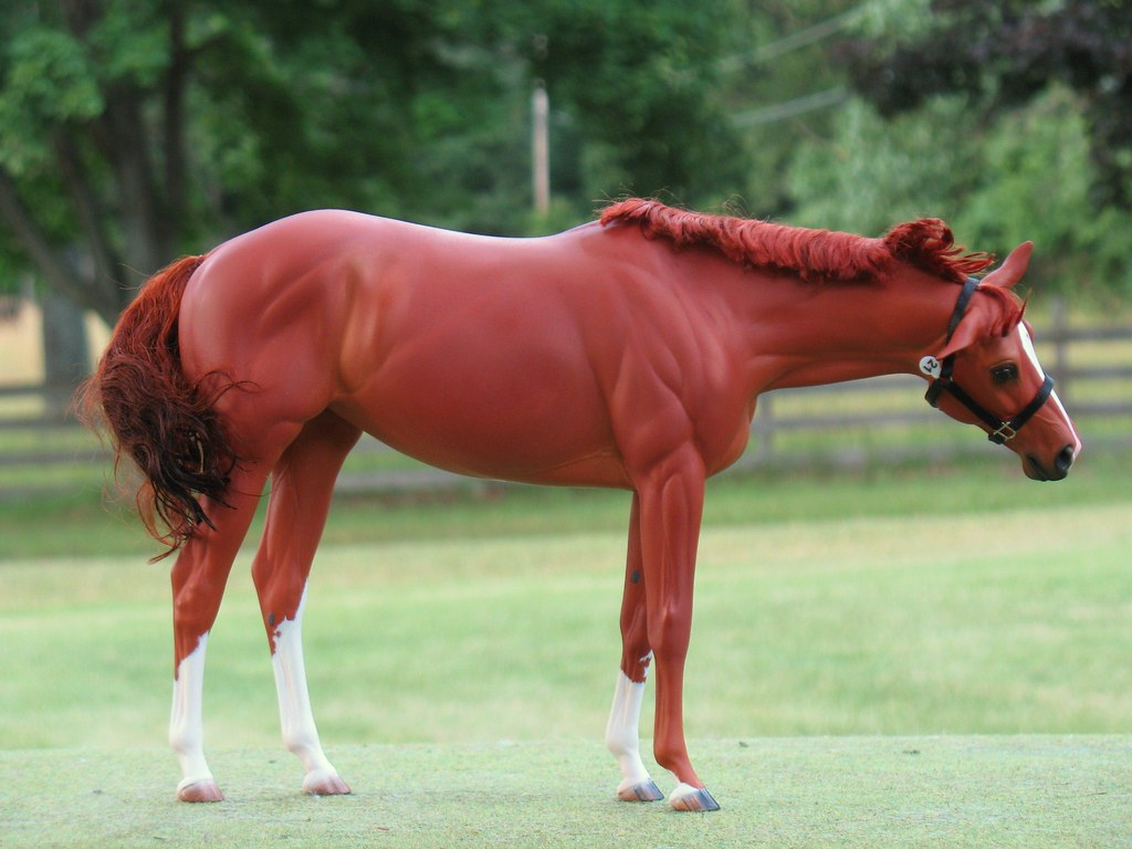 """The Red Mare #21"" Right 