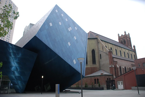 Contemporary Jewish Museum, San Francisco, by Daniel Libeskind | by CTG/SF