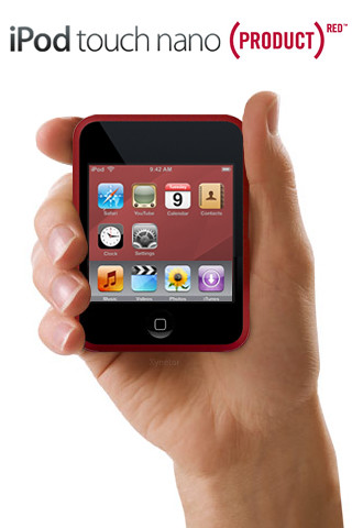 iphone wallpaper ipod touch nano product red hand flickr. Black Bedroom Furniture Sets. Home Design Ideas