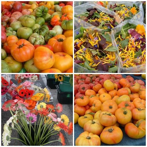 Sunday at the Farmer's Market | Farmer's Market, Castro Stre ...