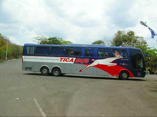 Tica Bus Honduras
